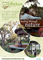 Place of Reflection Brochure Cover